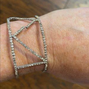 Maurices sparkly cuff bracelet